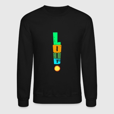 Loud - Loud - Crewneck Sweatshirt