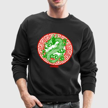 GREEN DRAGON - Crewneck Sweatshirt