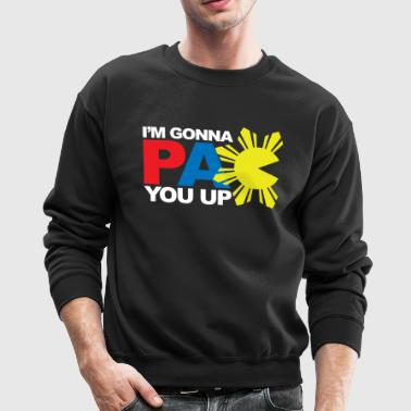 PAC You Up Kids Tee Shirt by AiReal Apparel  - Crewneck Sweatshirt