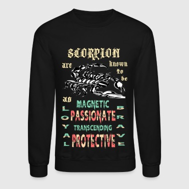 SCORPION - Crewneck Sweatshirt