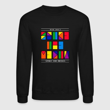 STM Block Design - Crewneck Sweatshirt