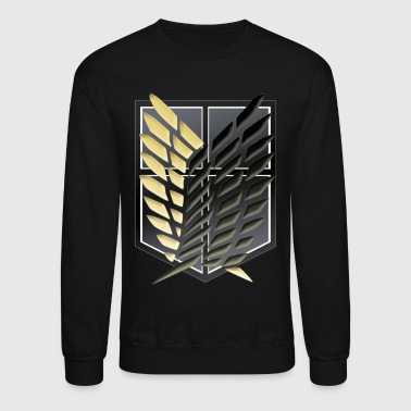 Anime ATTACK ON TITAN SCOUT REGIMENT - Crewneck Sweatshirt