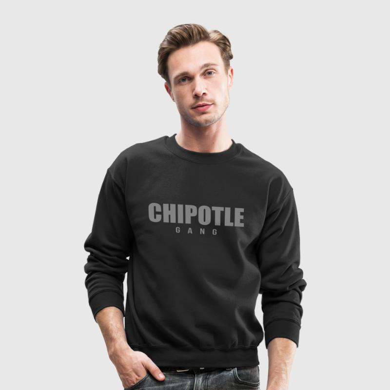 Chipotle Gang Design - Crewneck Sweatshirt