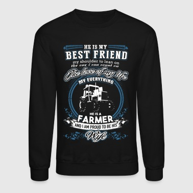 Farmer's Wife Shirt - Crewneck Sweatshirt