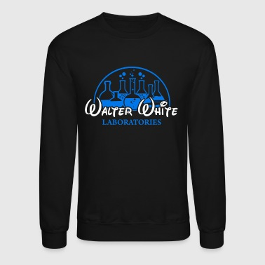 Walter White Walter White Laboratories - Crewneck Sweatshirt