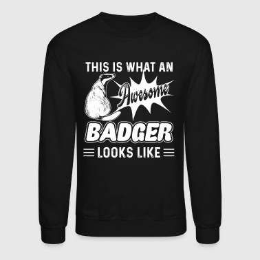 Badger Shirt - Crewneck Sweatshirt
