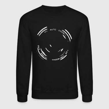 Camera Lens - Crewneck Sweatshirt