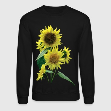 Group of Sunflowers - Crewneck Sweatshirt