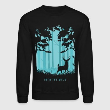Wild INTO THE WILD - Crewneck Sweatshirt