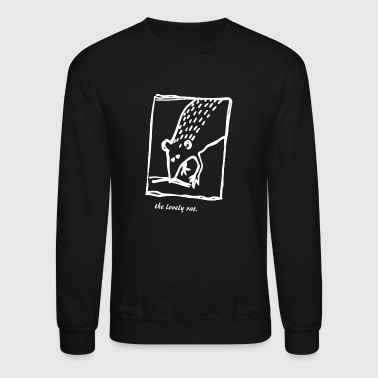 The Lovely Rat - Crewneck Sweatshirt