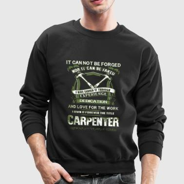 Carpenter Forever The Title - Crewneck Sweatshirt