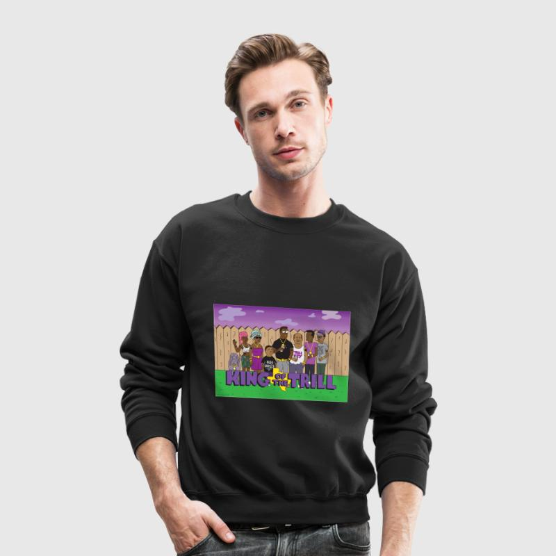 King of the Trill  - Crewneck Sweatshirt