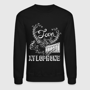 Love Xylophone Shirt - Crewneck Sweatshirt