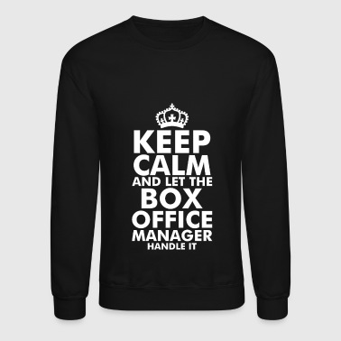 Box Office Manager - Crewneck Sweatshirt