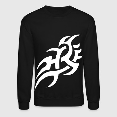 Tribal Tattoo tribal tattoo - Crewneck Sweatshirt