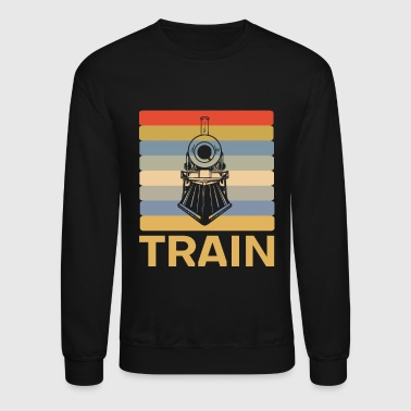 Steam locomotive - Crewneck Sweatshirt