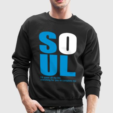 soul_for_him - Crewneck Sweatshirt