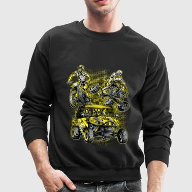 Extreme Sports Lifestyle - Crewneck Sweatshirt