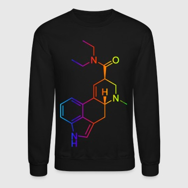 LSD T-Shirt Colored - Crewneck Sweatshirt