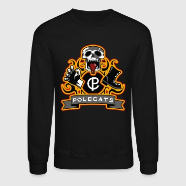 Full Throttle Full Throttle Polecats - Crewneck Sweatshirt