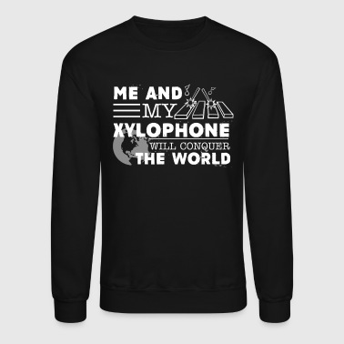 Xylophone Player Shirt - Crewneck Sweatshirt