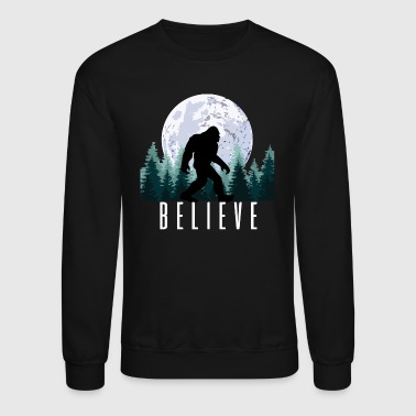 Bigfoot Believe | Sasquatch - Crewneck Sweatshirt