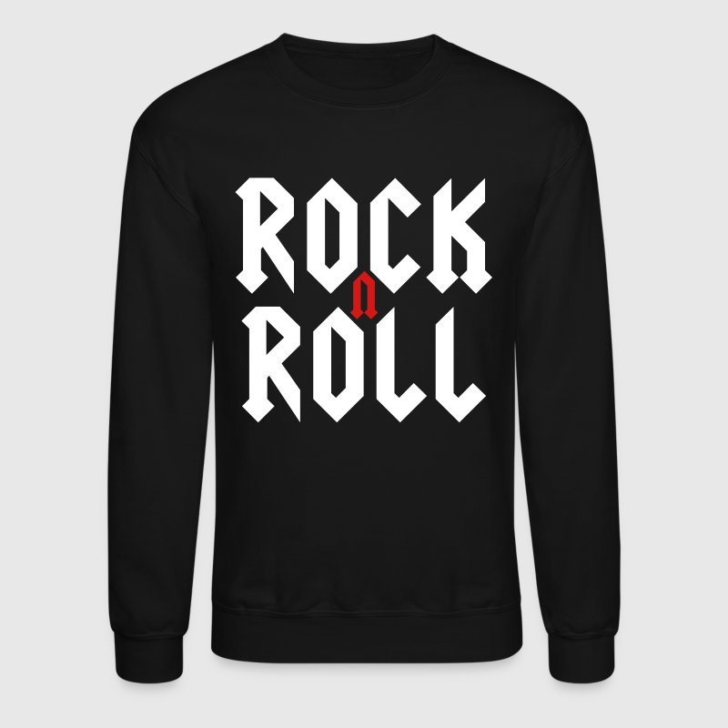 Rock'n'Roll - Crewneck Sweatshirt