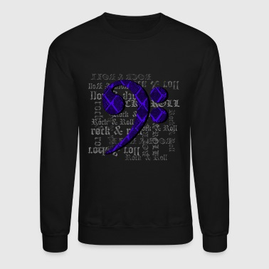 Clef Bass Clef [3] - Persephone Productions - Crewneck Sweatshirt