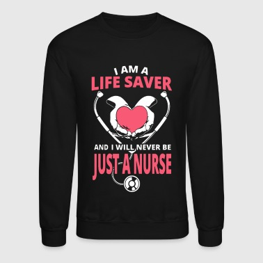 Nurse Life Saver - Crewneck Sweatshirt