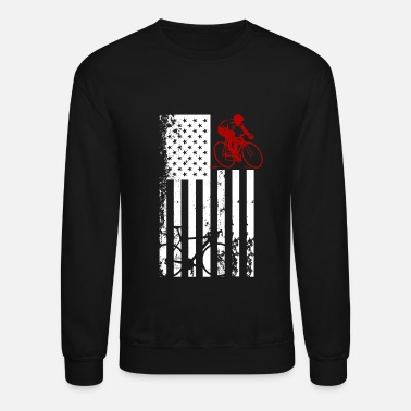 Bicycle Bicycle Flag Shirt - Crewneck Sweatshirt