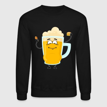 Beer Belly Beer Belly Beer Gut Paunch - Crewneck Sweatshirt