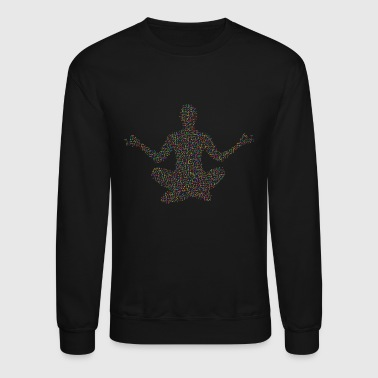 meditation - Crewneck Sweatshirt