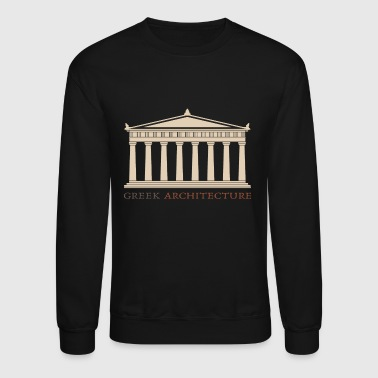 Greek Architecture - Crewneck Sweatshirt