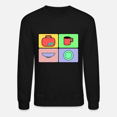 Simple simple simple - Crewneck Sweatshirt
