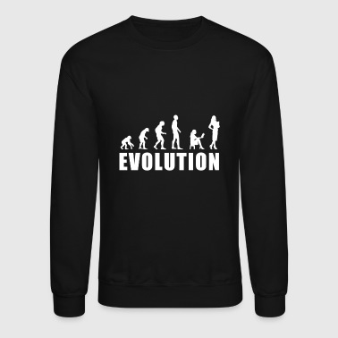 EVOLUTION CAREER WOMAN - Crewneck Sweatshirt