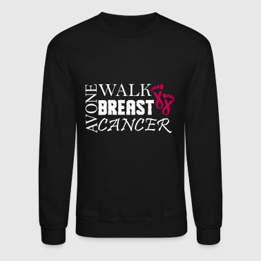 AVONE WALK BREAST CANCER - Crewneck Sweatshirt