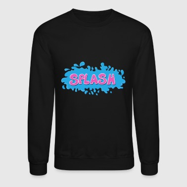 splash - Crewneck Sweatshirt