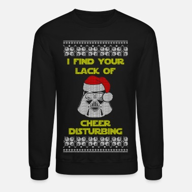 Vader Lack of Cheer - Crewneck Sweatshirt