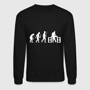 Deejay - Deejay Evolution - Crewneck Sweatshirt