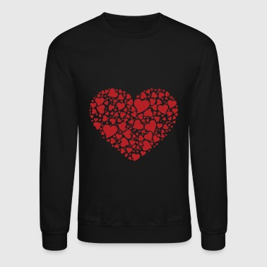 Heart of Hearts - Crewneck Sweatshirt
