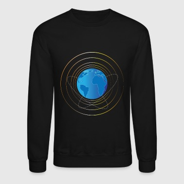 THE PLANET EARTH - Crewneck Sweatshirt