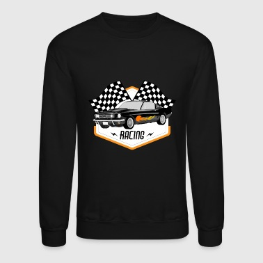 Hot Rod Racing Car / Gift Idea - Crewneck Sweatshirt