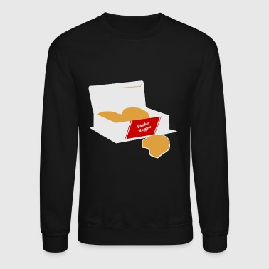 Chicken Nugget - Chicken Nuggets - Crewneck Sweatshirt