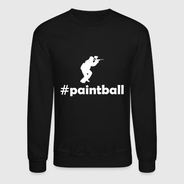 Paintball - paintball - Crewneck Sweatshirt