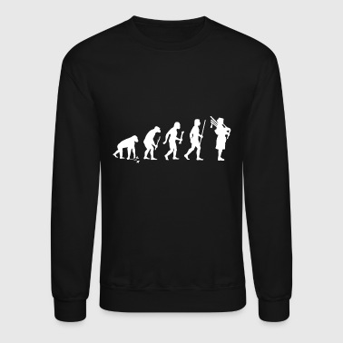 Bagpipes - Bagpipes Evolution - Crewneck Sweatshirt