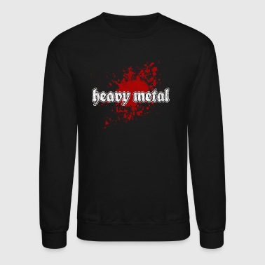 Heavy Metal - Crewneck Sweatshirt