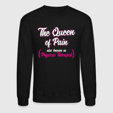 Physical Therapist Physiotherapist Therapy Gift - Crewneck Sweatshirt