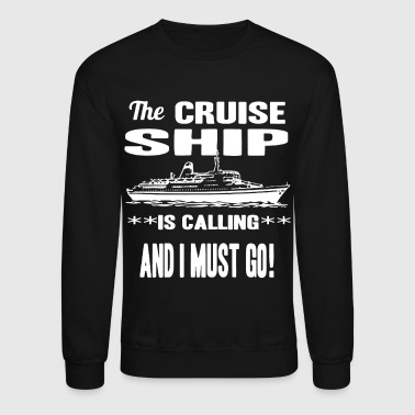 The Cruise Ship Shirt - Crewneck Sweatshirt