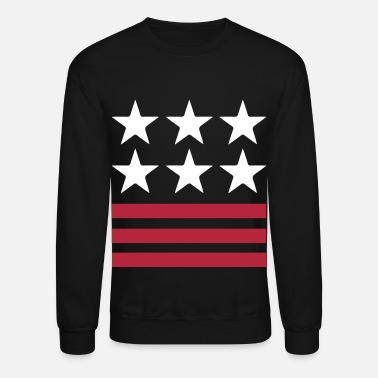 Stars And Stripes Stars & Stripes - Crewneck Sweatshirt
