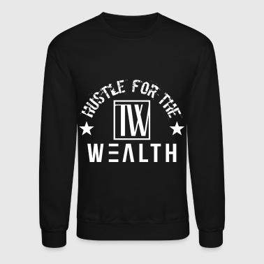 True Wealth - Crewneck Sweatshirt